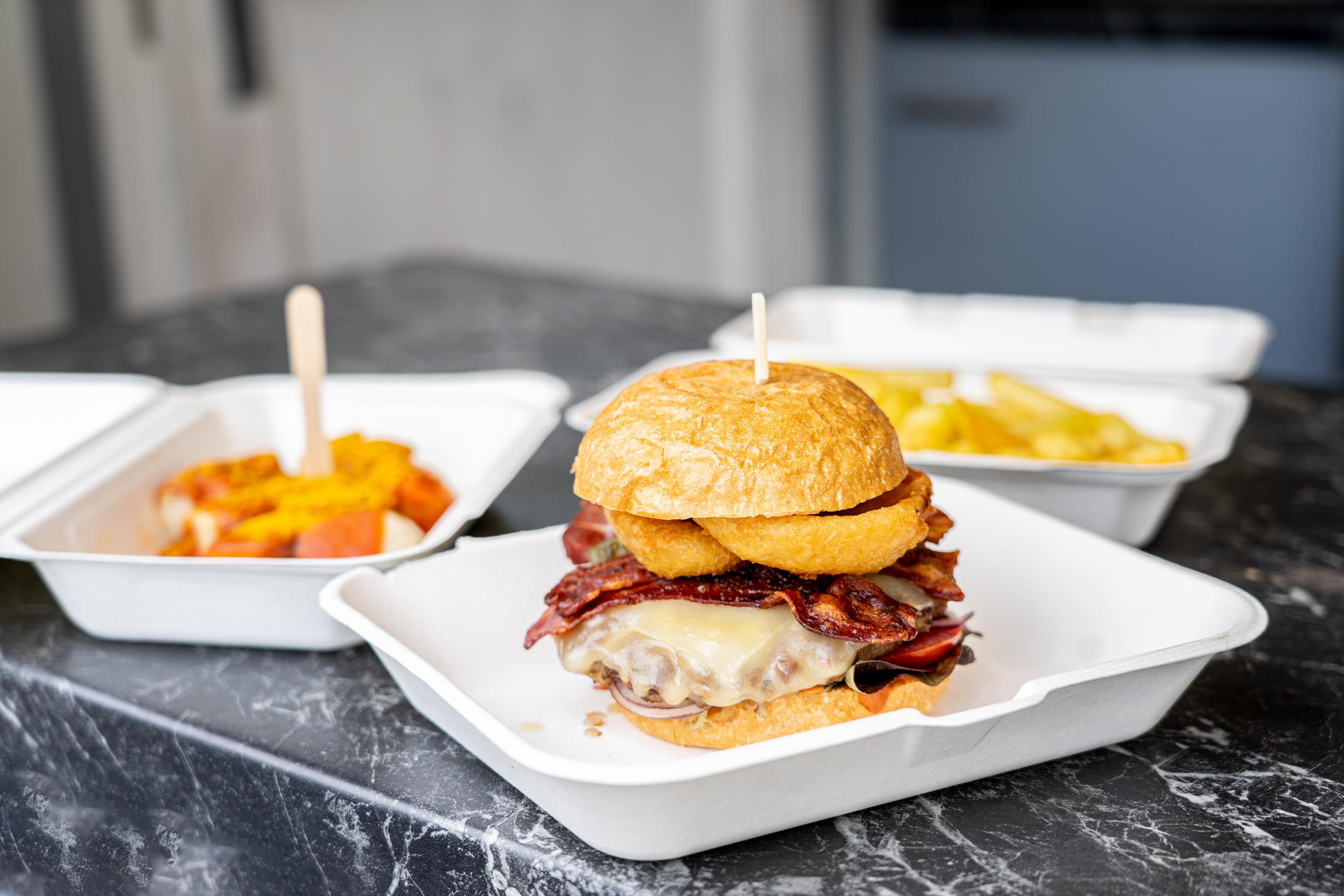 Burger & Co. Genießer-Treffpunkt